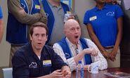 S03E14-Chris Marcus reaction to kiss
