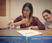 America Ferrera-Director-Actor