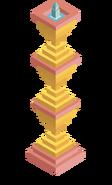 Quetzali tower of wisdom