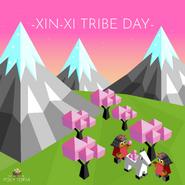 Xin-xi tribe day