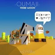 2021 Oumaji Tribe Moon 2