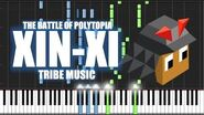 XIN-XI TRIBE MUSIC - The Battle of Polytopia - PIANO TUTORIAL