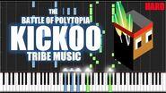 KICKOO TRIBE MUSIC - The Battle of Polytopia - HARD PIANO