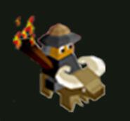 Tribe horde loot rider