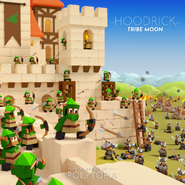 Hoodrick Tribe Moon 2021