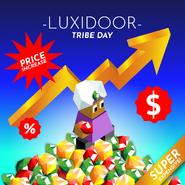 Luxidoor Tribe Day