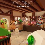 Hoodrick Tribe Moon