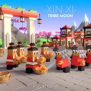 Xin-xi Tribe Moon 2021