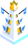 Imperius city castle