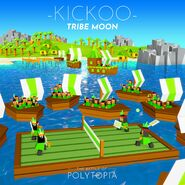 Kickoo Tribe Moon