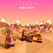 Yadakk Tribe Moon 2021