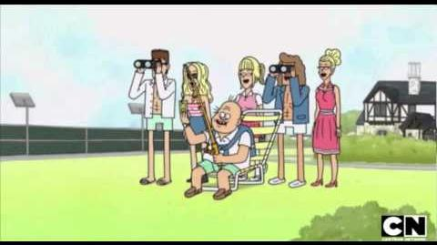 """Regular Show """"Country Club"""" (Long Preview) HD"""