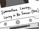 Yaz Zamanı Sevmek, Sevmek Yaz Zamanı