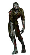 RE Code Veronica creature1