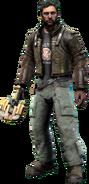 DS3 Isaac Clarke