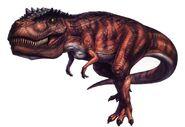 Dino Crisis 2 concept art1