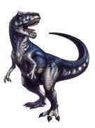 Dino Crisis 2 concept art2