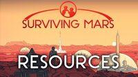 Surviving Mars Preview - Resources