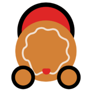 Player-Gingerbread