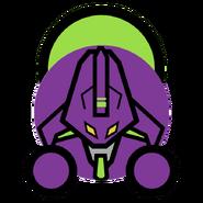 Player-Purple Mecha