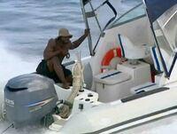 James Evacuated - Micronesia
