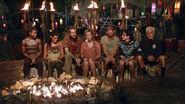 Kaoh rong final 7 tribal council