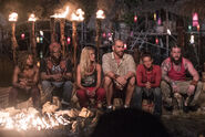 To tang first tribal council