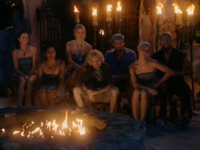 Drake first tribal council