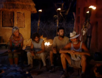 Moto Maji seventh tribal council