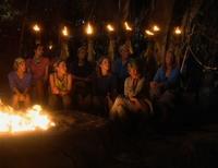 Jaburu first tribal council