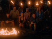Tambaqui third tribal council