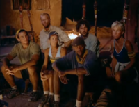 Boran third tribal council