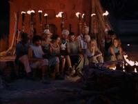 Moto Maji first tribal council