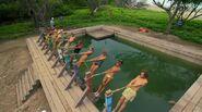 Splash back nicaragua