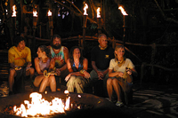 Saboga first tribal council