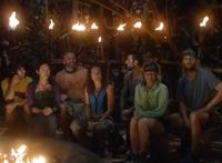 Mogo Mogo first tribal council