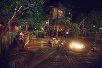 Worlds apart tribal council