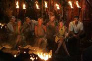 Ulong at their third Tribal Council