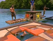 Floating puzzle koror