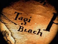 Tagi beach map