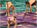 Floating puzzle casaya