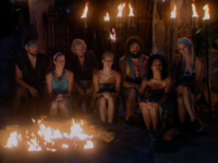 Drake second tribal council