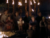 Maraamu first tribal council
