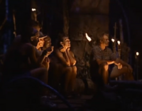 Pagong second tribal council