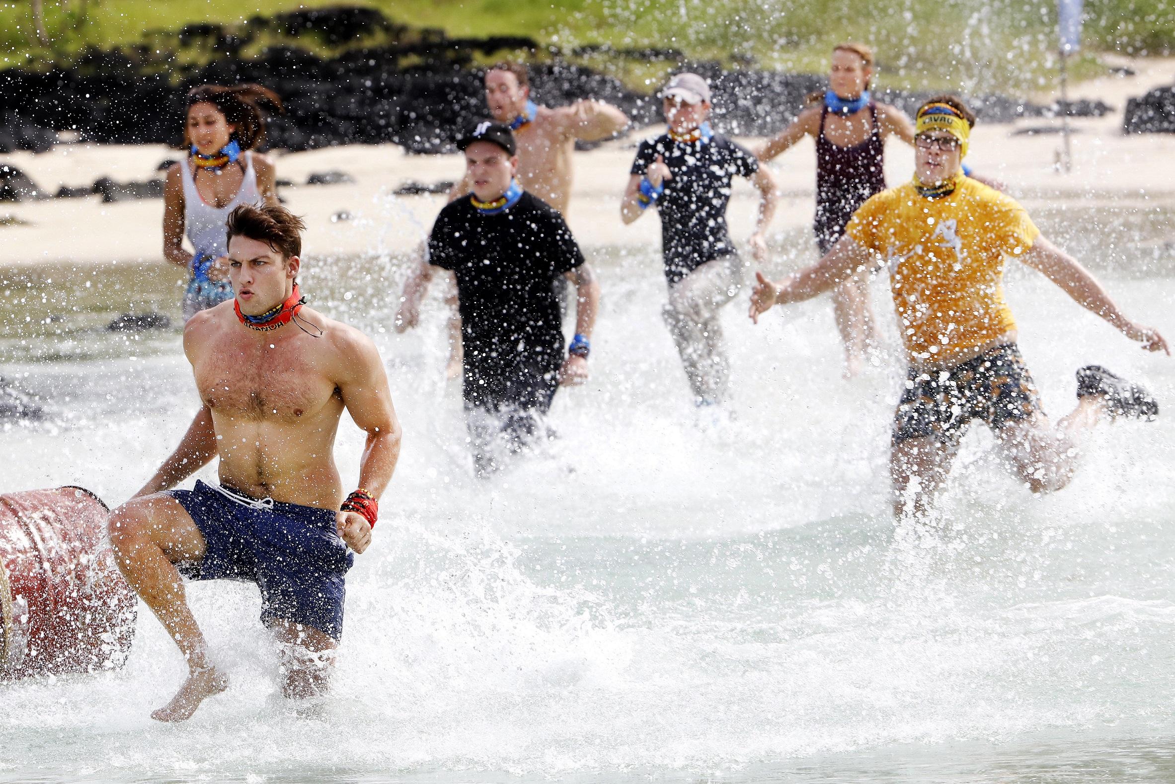 Australian Survivor (2016) Episode 1