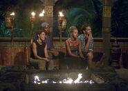 Matsing at their third Tribal Council