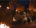 Ogakor at there first tribal council