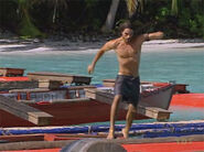 Floating obstacle course cook islands