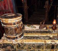 Worlds apart urn