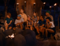 Kucha at there first tribal council